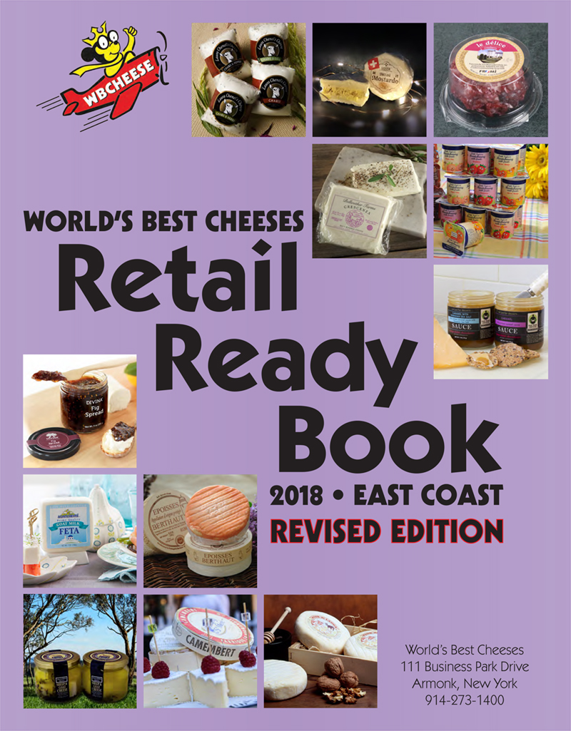 World's Best Swiss East Coast Retail Ready Book