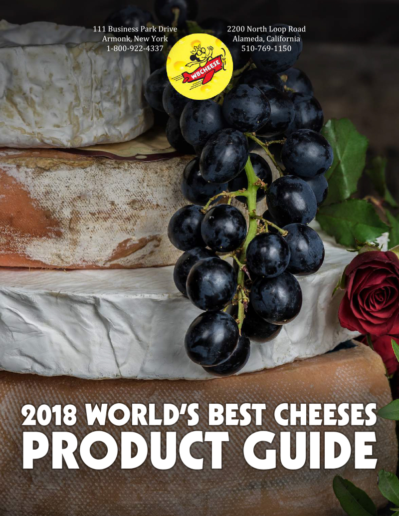 World's Best Cheeses Product Guide